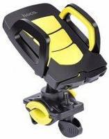 Велодержатель Hoco CA14 Black-yellow
