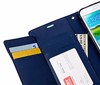 Чехол книжка Goospery Rich Diary Wallet Case iPhone 6/6S розовый, фото 3