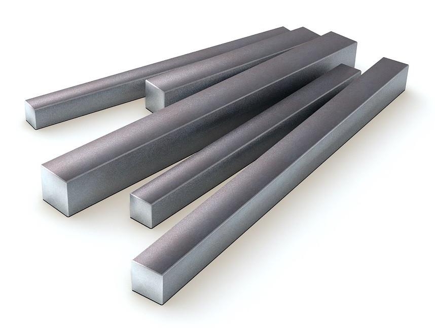 Алюминиевый квадрат 25 мм 6060 Т6 (АД31Т)