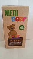 Омега 3 для детей Израиль Medi Bear 60 шт