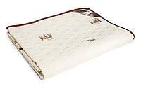 Одеяло детское шерстяное стеганое 140х105 см Sheep РУНО (320.02ШК.SHEEP)