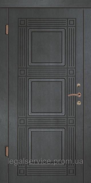 """Входные стальные двери """"Портала"""" (серия Стандарт) - модель Министр"""