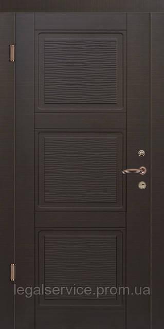 """Входные стальные двери """"Портала"""" (серия Стандарт) - модель Верона-3"""