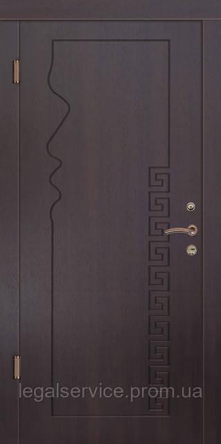 """Входные стальные двери """"Портала"""" (серия Стандарт) - модель Родос"""