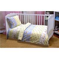 Детский комплект постельного белья Buslik 110х150