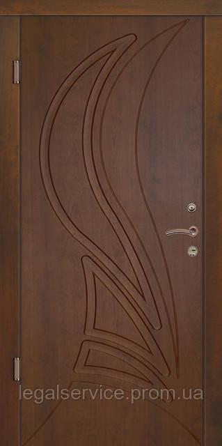 """Входные стальные двери """"Портала"""" (серия Стандарт) - модель Корона"""
