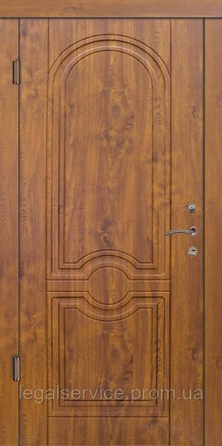 """Входные стальные двери """"Портала"""" (серия Стандарт) - модель Омега"""