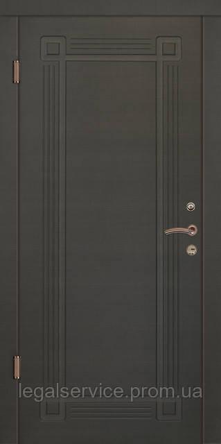 """Входные стальные двери """"Портала"""" (серия Стандарт) - модель Милан"""
