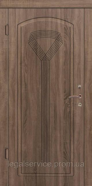 """Входная дверь""""Портала"""" (серия Люкс) модель Джета"""