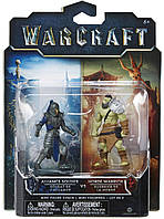 Набор фигурок Warcraft Солдат и Орк (96255)