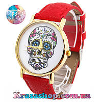 Часы с черепом, фото 1