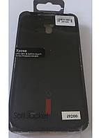 Накладка для Samsung I9200 Galaxy Mega 6.3 силикон Чорный Soft Jacket2 XPOSE