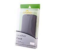 Чехол-книжка Grand Samsung G313 черный, фото 2