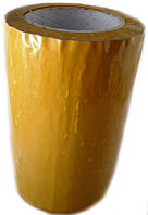 Скотч для ремонта пленки 18 см желтый