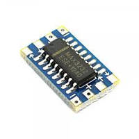 Модуль преобразователя RS232 — TTL на MAX3232
