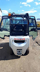 Погрузчик вилочный Nissan 1.8 diesel
