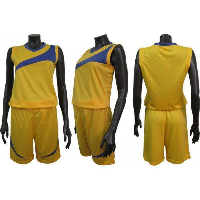 Форма баскетбольная женская B103-Y. Распродажа!