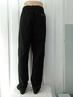Спортивные штаны прогулочные мужские Соккер из мягкой плащевой ткани