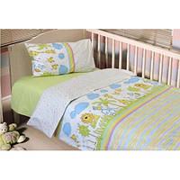 Детский комплект постельного белья Jungle 110х150