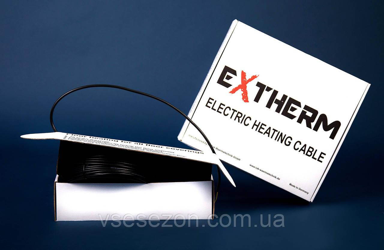 EXTHERM ETC двухжильный нагревательный кабель для внутренней и внешней установки