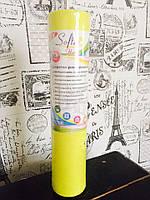 Салфетки универсальные в рулоне 40*30 см 50шт желтые Beauty вискоза+полиэстер с перфорацией