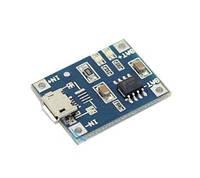 TP4056 модуль плата заряда литиевых LI-ION аккумуляторов 18650 - micro USB