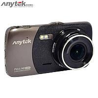 Anytek B50 Автомобильный Видеорегистратор Камера Full HD, фото 1