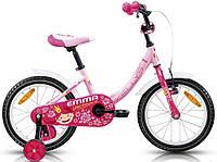 """Велосипед Kellys 2017 Emma Pink 16"""""""