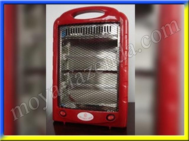 Электро обогреватель ламповый бытовой (0,8 кВт)