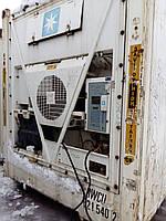 40-футовый рефрижераторный контейнер 2002 года