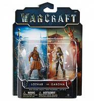 Набор фигурок Warcraft Лотар и Гарона (96254)
