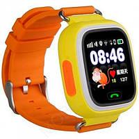 UWatch Детские часы Smart Q100 Orange