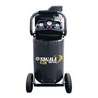 Компрессор SIGMA REFINE (7043261) (2 кВт, 335 л/мин, 78 л)