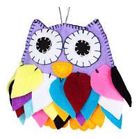 Набор с фетром для шитья игрушек и чехлов для мобильных телефонов