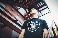 Мужская футболка Liberty - Oakland Raiders, Black