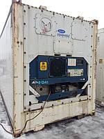 40-футовый рефрижераторный контейнер 2000 года