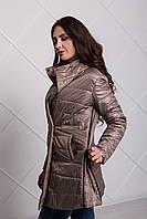 Куртка женская Колокольчик беж