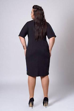 Платье с кружевом большой размер, фото 2