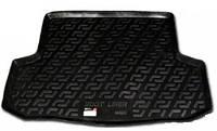 Резиновый коврик в багажник Scoda Octavia SD 97- Lada Locer (Локер)