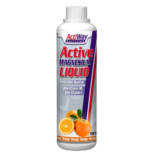 ActiWay Magnesium Liquid 500 ml
