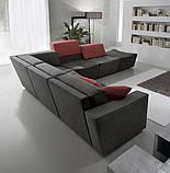 Модульный диван с подъемной спинкой Cozy фабрика Felis (Италия), фото 5