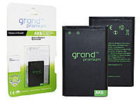 АКБ GRAND Premium Nokia BL-4S