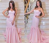 Женское стильное платье в пол (5 цветов), фото 1