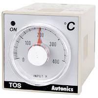 Аналоговый регулятор температуры TOS Autonics
