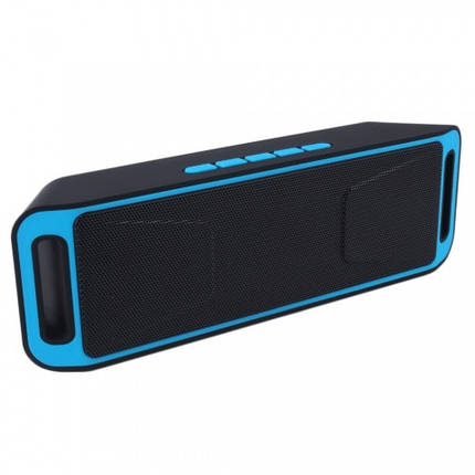 Колонка Bluetooth SC-208B Super Bass. Music Box SC-208 беспроводная Bluetooth Колонка, фото 2