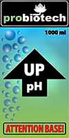 ProBioTech pH Up 1L повышение pH