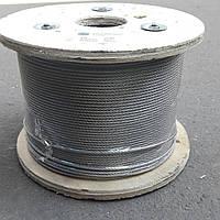 Канат нержавеющий нж ф 12 мм 7х19 что соответствует ДИН 3052 нж канат.