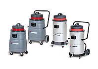 Профессиональный пылесос для сухой и влажной уборки  Biemmedue SP/SM  (50/65л)