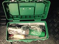 Фен для сварки линолеума полный комплект насадок HERZ в кейсе Н&B-1600 L max