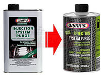 Wynn`s W76695. Injection System Purge жидкость для чистки инжектора / 1л.  (бензин)